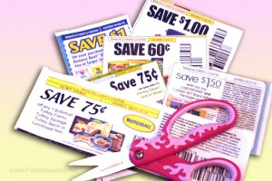 coupons by Fiddledeedee.net